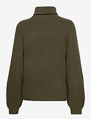 Object - OBJEVE NONSIA ROLLNECK PULLOVER - neulepuserot - forest night - 1