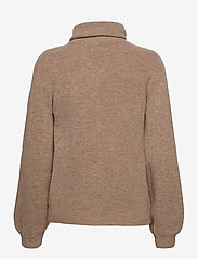 Object - OBJEVE NONSIA ROLLNECK PULLOVER - neulepuserot - incense - 1