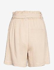 Object - OBJHADY SHORTS - paper bag shorts - sandshell - 1