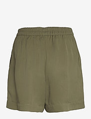 Object - OBJTILDA HW SHORTS - shorts casual - deep lichen green - 1