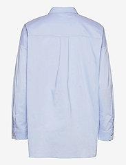 Object - OBJMACY L/S CLASSIC SHIRT A TC2 - long-sleeved shirts - serenity - 1