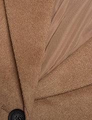 Object - OBJLENA COAT - wool coats - camel - 2