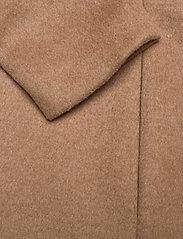 Object - OBJLENA COAT - wool coats - camel - 3