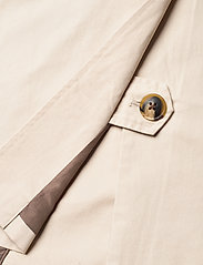 Object - OBJCLARA TRENCH COAT - trenchcoats - sandshell - 4
