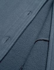 Object - OBJCHILE JACKET - wool coats - blue mirage - 4