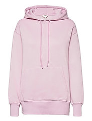 OBJFELICA L/S HOODIE A DIV - WINSOME ORCHID