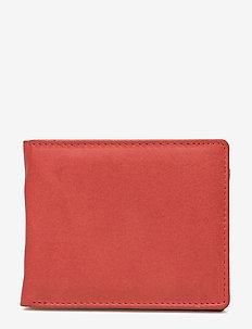 Elena - wallets - red