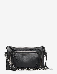 Holguin - schoudertassen - black