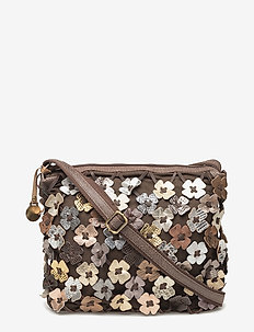 Abbas - shoulder bags - gold