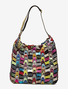 Aidas - bucket bags - multi