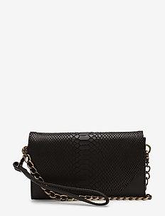 Dodo - shoulder bags - black