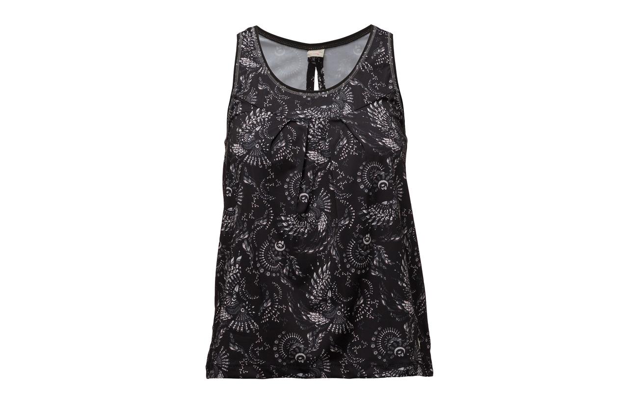 Dark Elastane Top It 14 Odd Wear Molly Tank Sweat Polyester 86 Navy Active x16H1wO