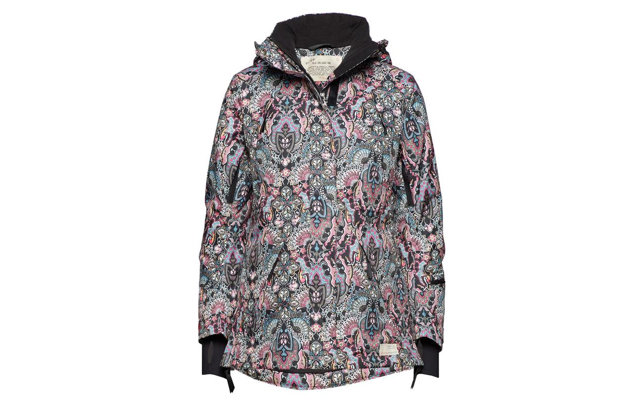 Wear Active Polyester Odd Jacket 65 Polyester alanche Molly Love Recyclé 35 Cargo 5wqgHPEgW