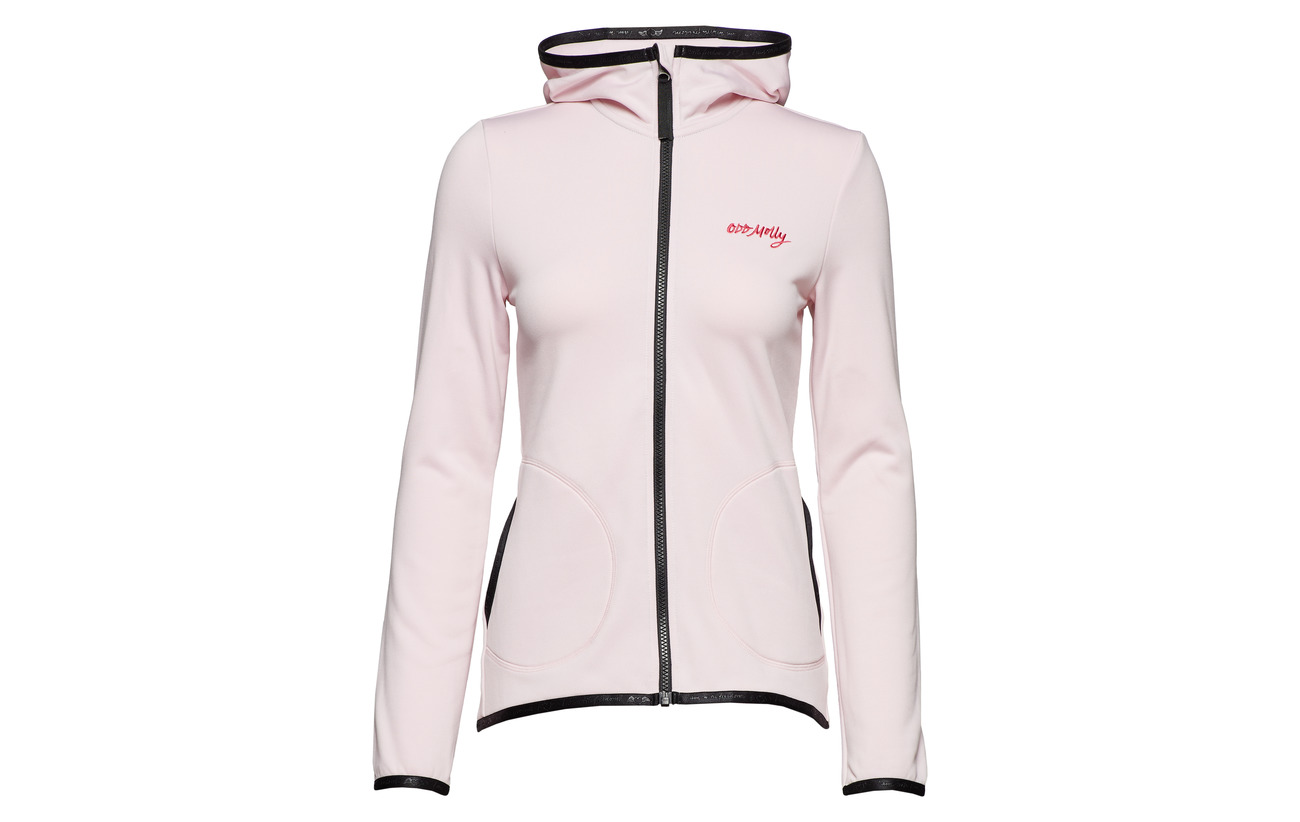 Molly Mid Sorbet Pink 6 Wear 94 Layer Jacket Active Polyester Storm Elastane Solid Recyclé Odd BIqwxSd8S