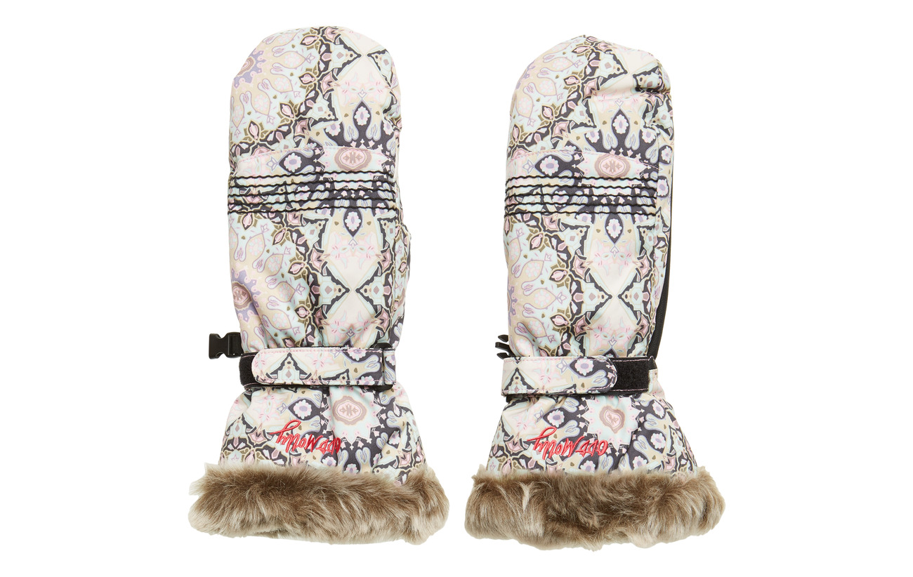 ODD MOLLY ACTIVE WEAR fire place mitten