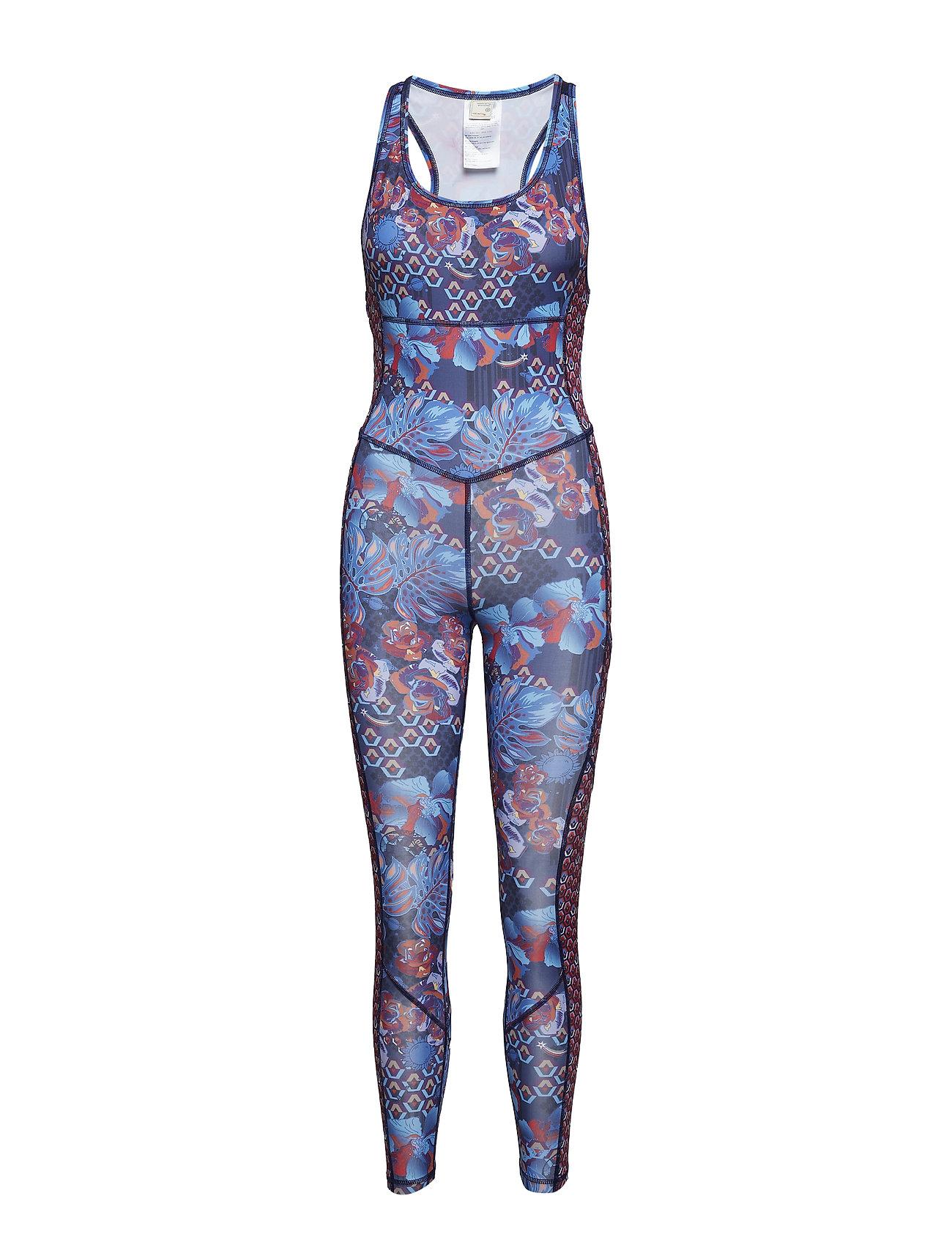 ODD MOLLY ACTIVE WEAR sprinter jumpsuit - DARK BLUE