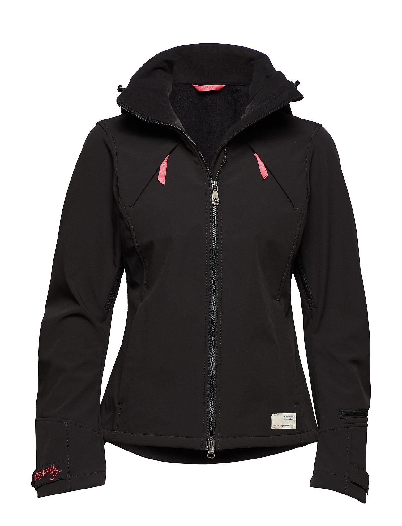 ODD MOLLY ACTIVE WEAR drifting jacket
