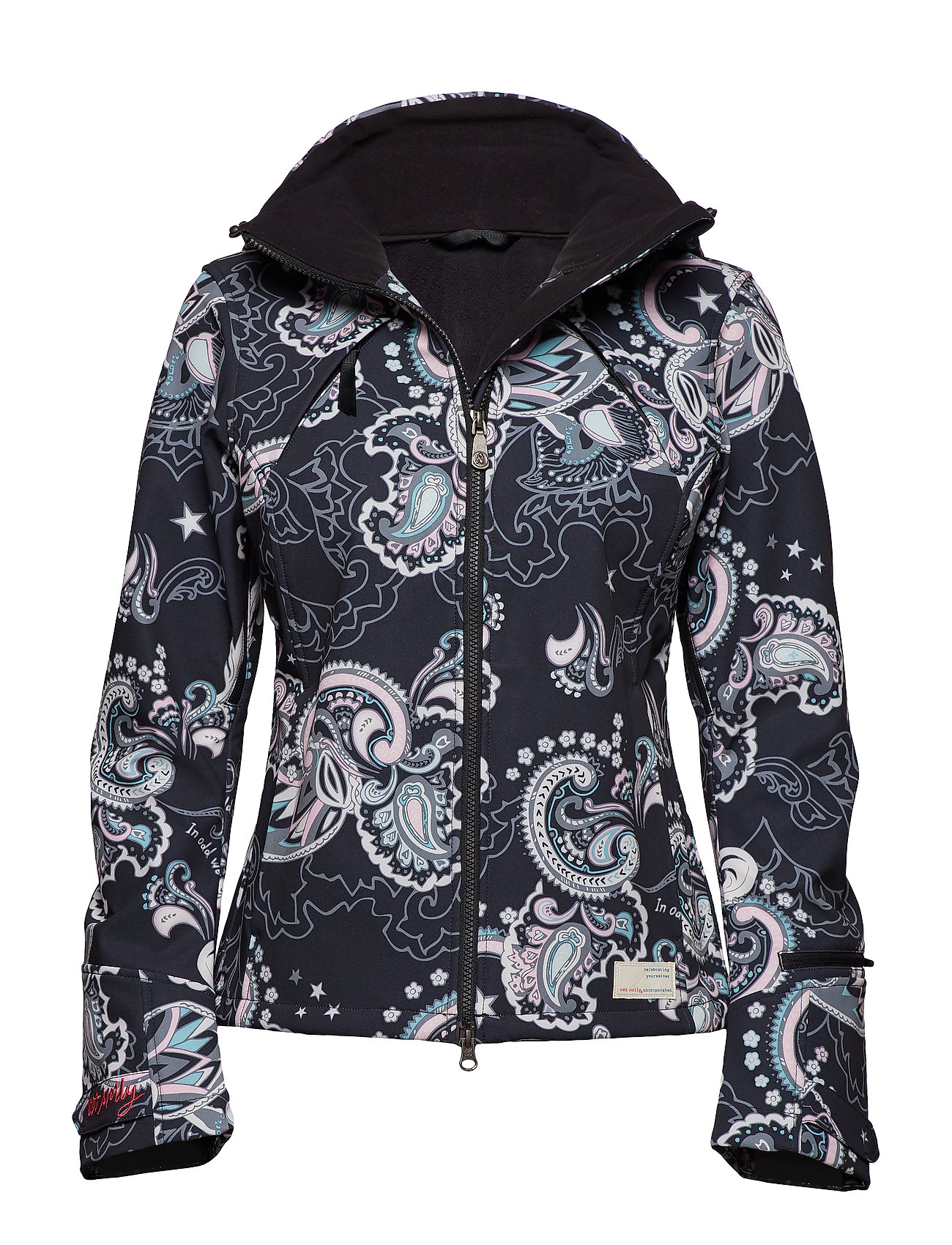 ODD MOLLY ACTIVE WEAR drifting jacket