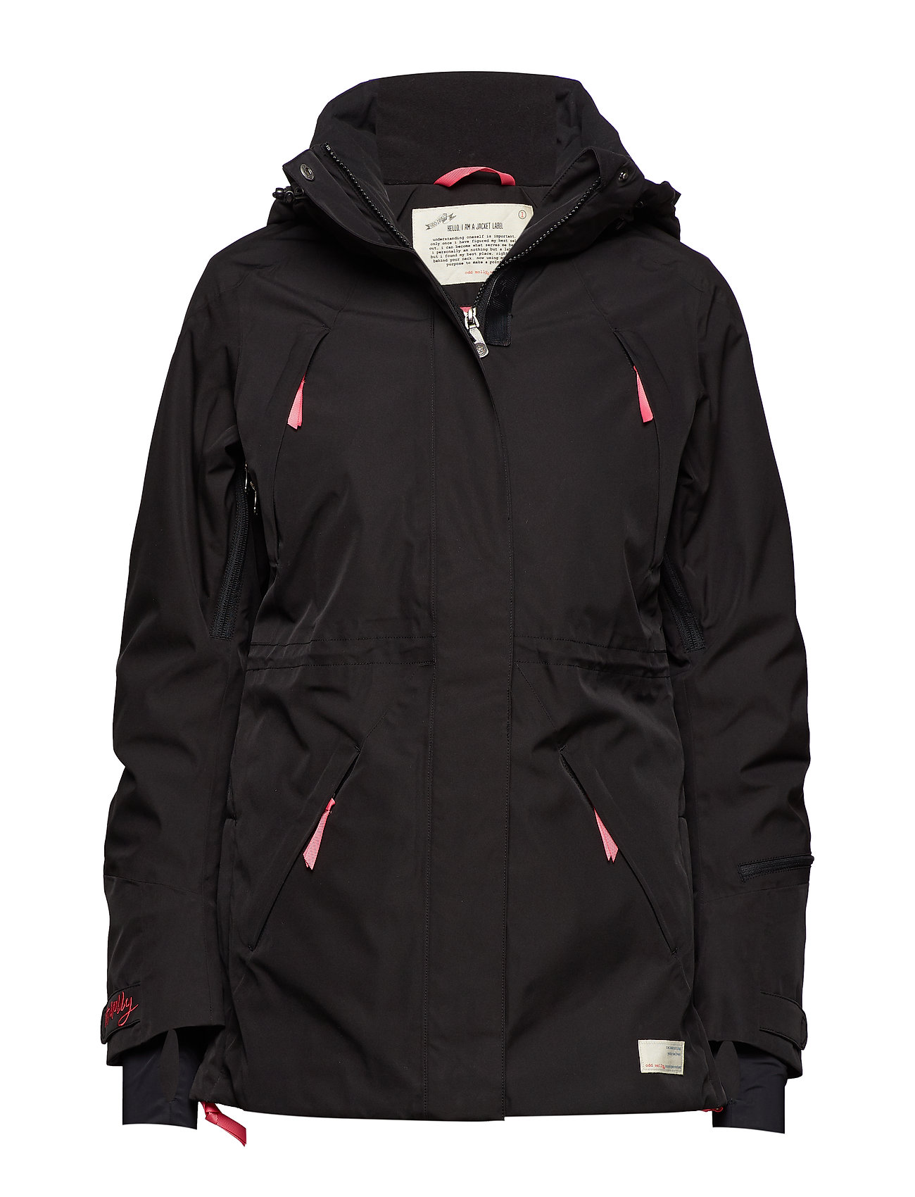 ODD MOLLY ACTIVE WEAR love-alanche jacket
