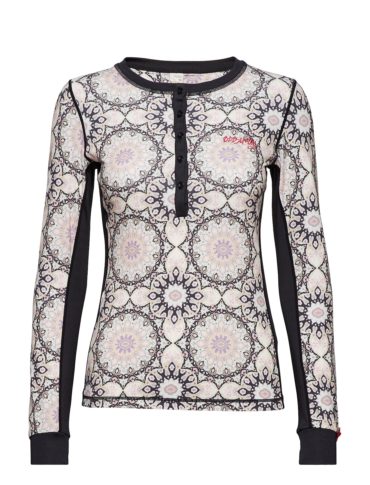 ODD MOLLY ACTIVE WEAR love base layer l/s top
