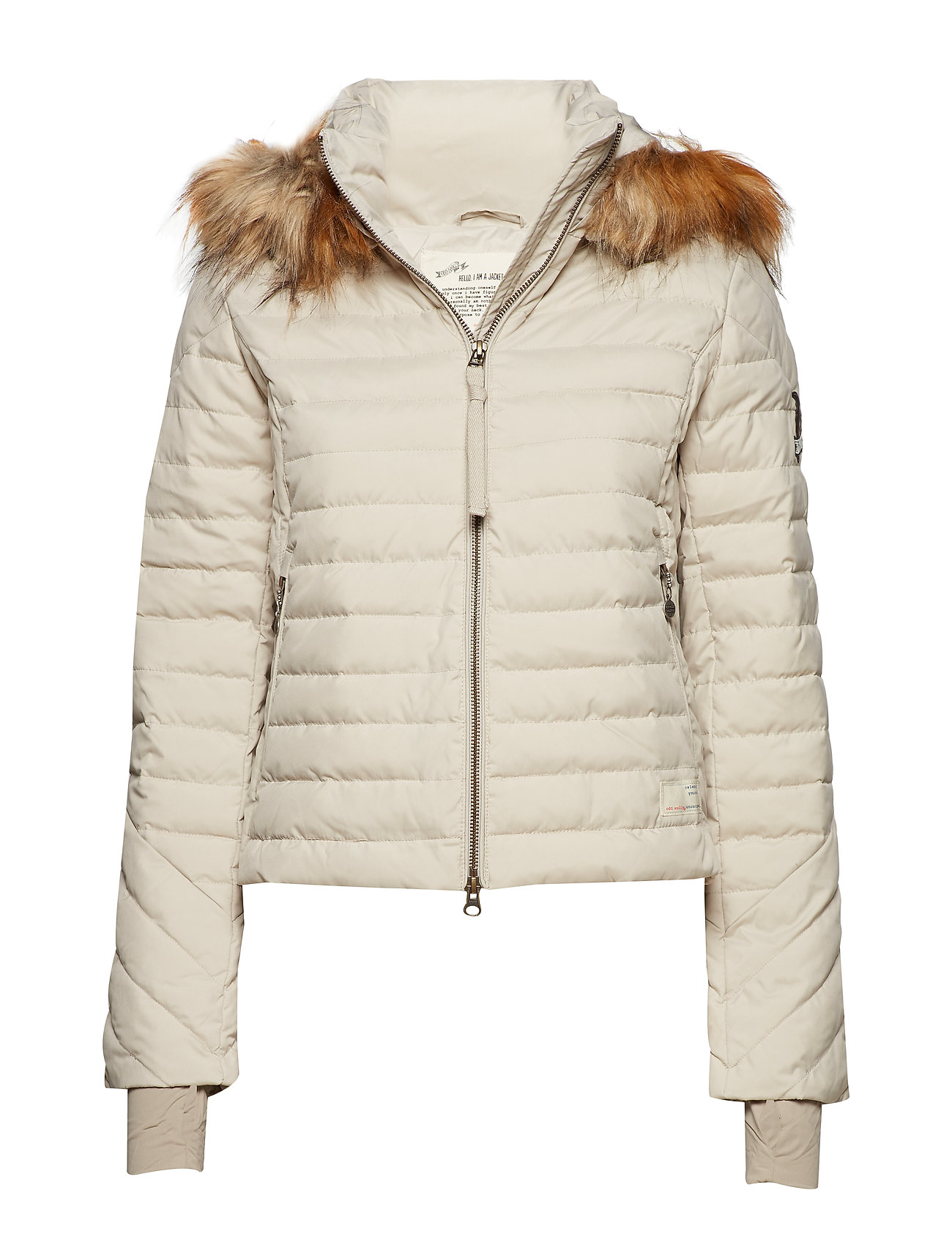 ODD MOLLY ACTIVE WEAR earth saver jacket