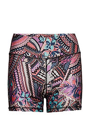 sprinter shorts - MULTI ORCHID
