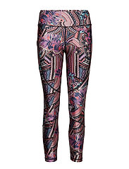 sprinter leggings - MULTI ORCHID