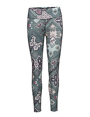 sweat it leggings - CARGO FOREST