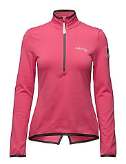 storm mid layer sweater - HOT PINK