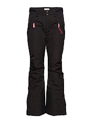 love-alanche pants - ALMOST BLACK