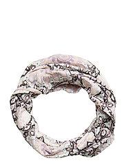 love base layer neck scarf - MULTI