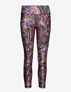 sprinter leggings - MULTI ORCHID