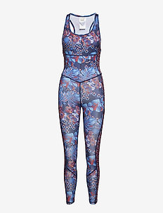 sprinter jumpsuit - DARK BLUE