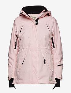 love-alanche jacket - SORBET PINK