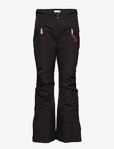 love-alanche pants - ALMOST BLACK