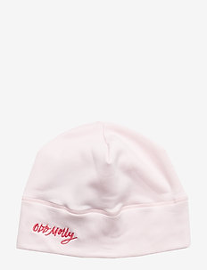heads up solid beanie - SORBET PINK