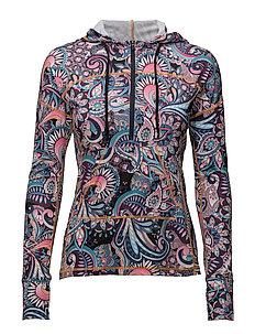 sprinter sweater - DARK BLUE