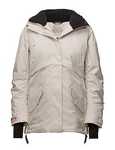 love-alanche jacket - LIGHT PORCELAIN