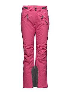 love-alanche pants - HOT PINK
