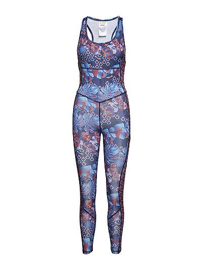 sprinter jumpsuit - DARK BLUE