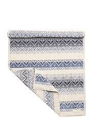 scandilicious hand towel - DENIM BLUE