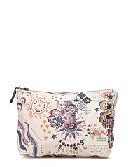 zodiac moon makeup bag - PRIMEROSE PINK