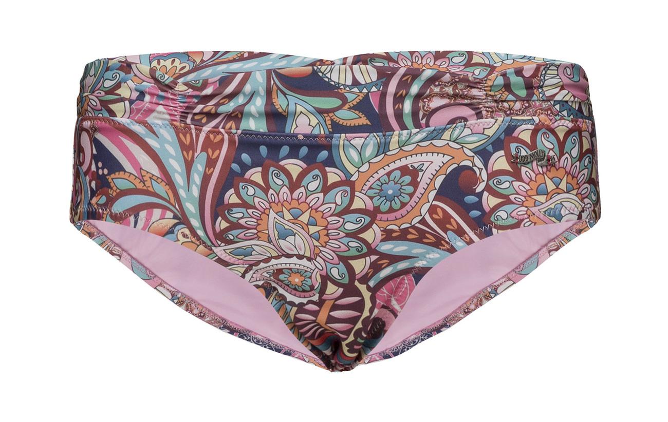 Lakeside Odd 77 23 Swimwear Molly Elastane Multi Polyester Underwear Bikini Bottom amp; aqar1wI