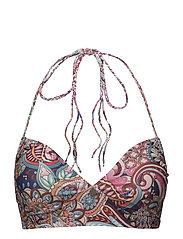 ODD MOLLY UNDERWEAR  &  SWIMWEAR - Lakeside Bikini Top