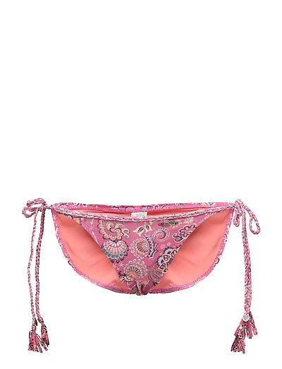 safety triangle bikini bottom - JUICY RASBERRY