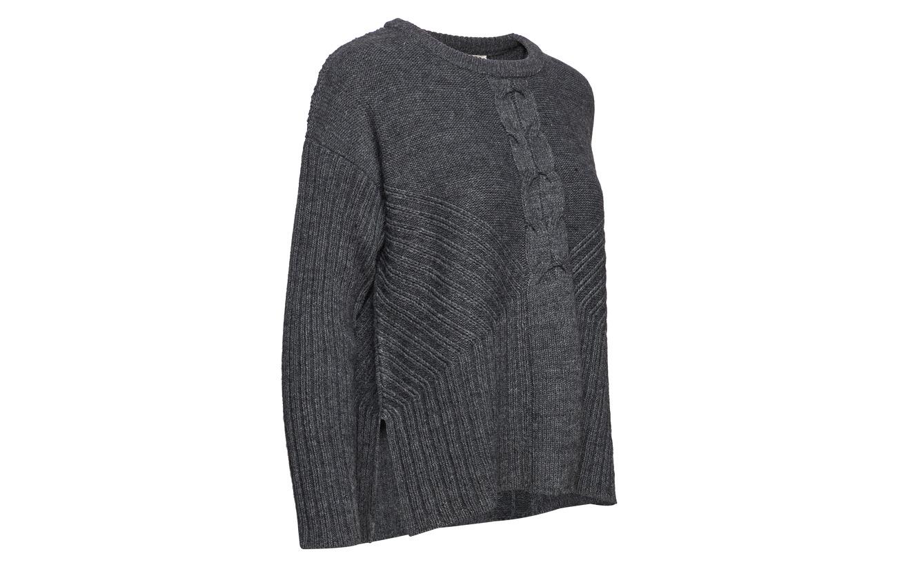 Sweater 10 Alpaga Asphalt Acrylique Molly 20 Play Laine Odd Harmony 45 25 Viscose qOtgZW