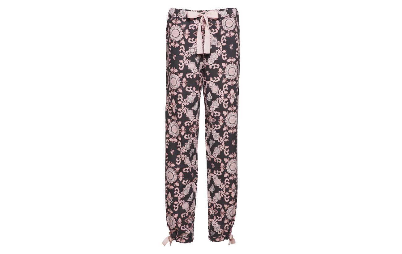 Molly Sleepy Coton Odd Set Pyjamas Asphalt 100 ZOfdfqw