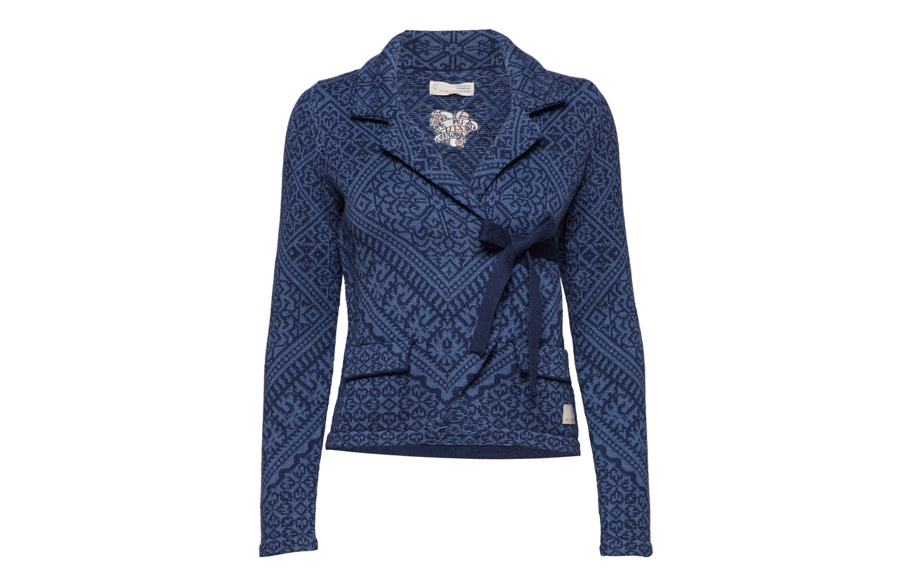 Almost Black Lovely Odd Knit 100 Coton Jacket Molly TO7wAHq