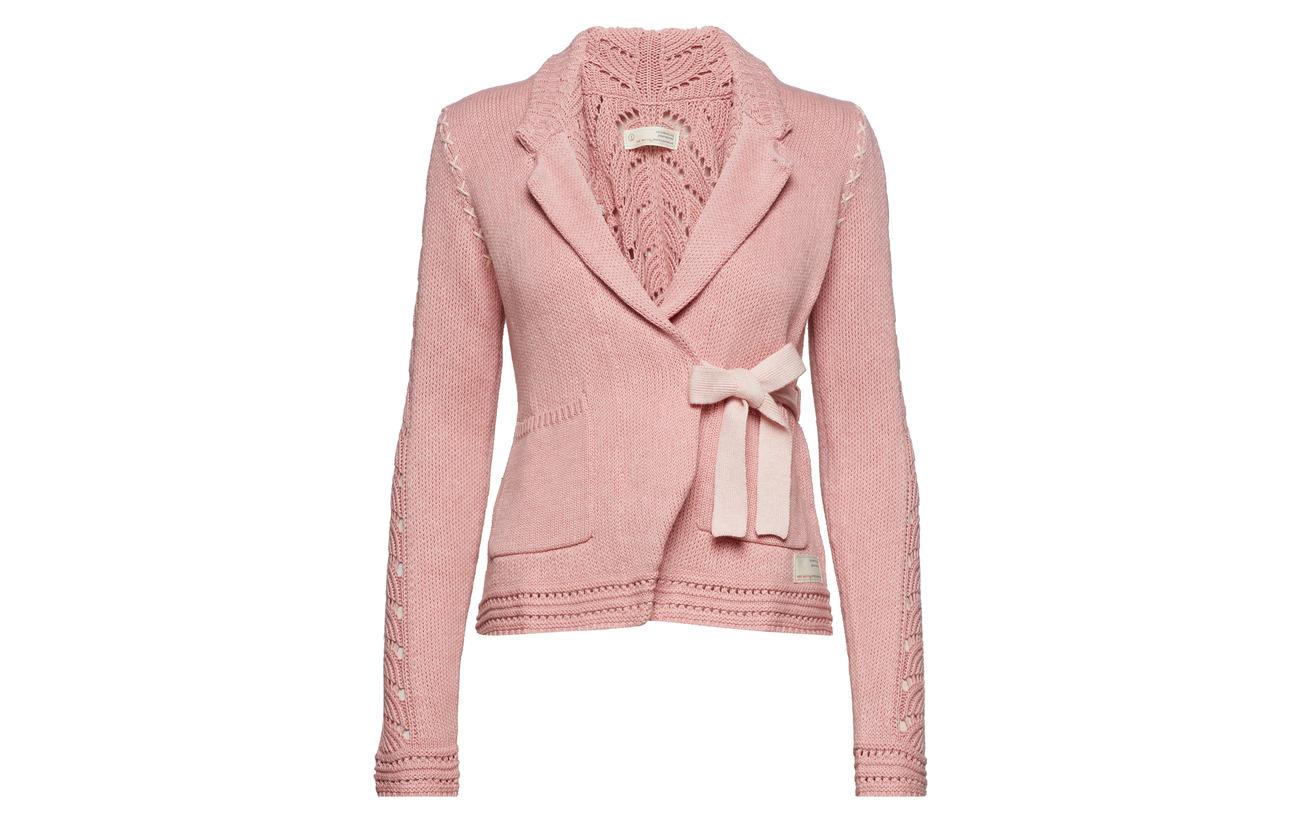 Cardigan Mrs 100 Coton Rose Molly Charming Odd tvx1H
