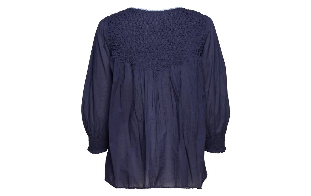 Coton Blue Molly 100 Sway Odd Dark Blouse OqzYpWaOw